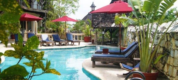Tropicana Castle Dive Resort