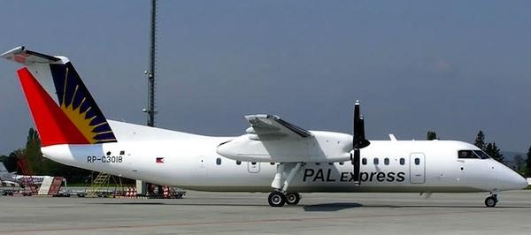 PAL Express batanes flights