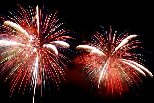 Canada Fireworks in Philippine International Pyromusical 2011
