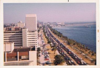 Dewey Boulevard Manila Circa 1974