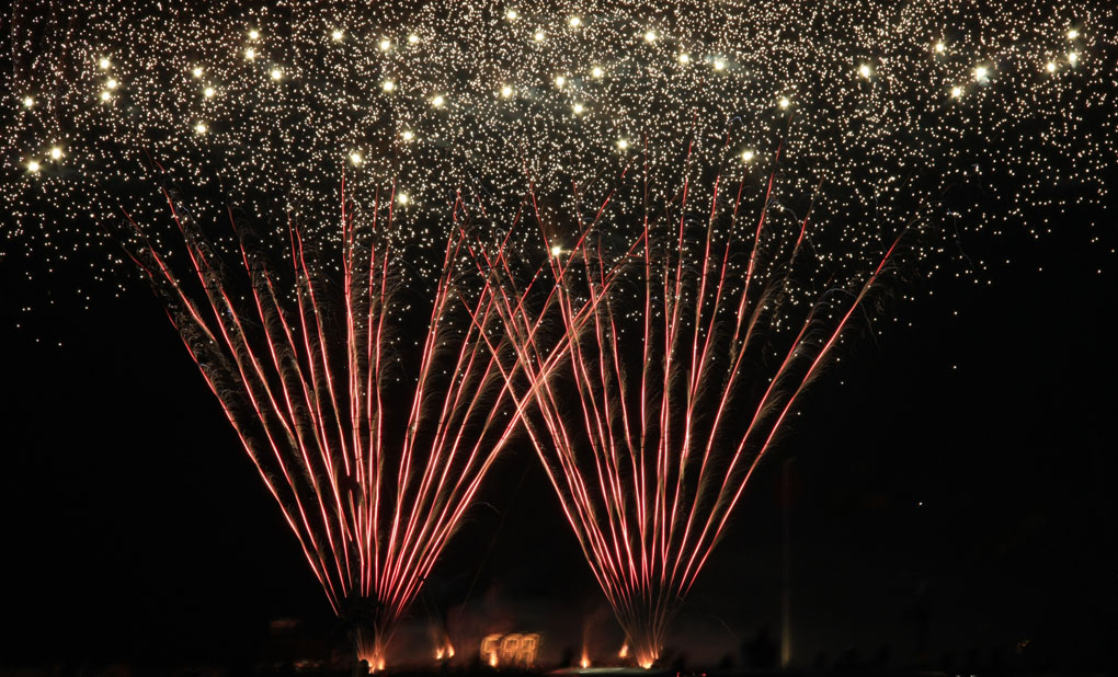 France at the Philippine Pyromusical Competition 2011