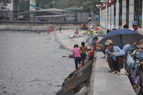 Manila Bay - Fishermans Friend