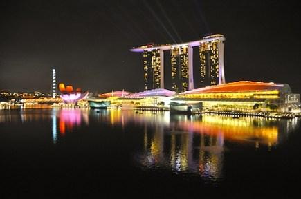 Marina Bay Sands at Night