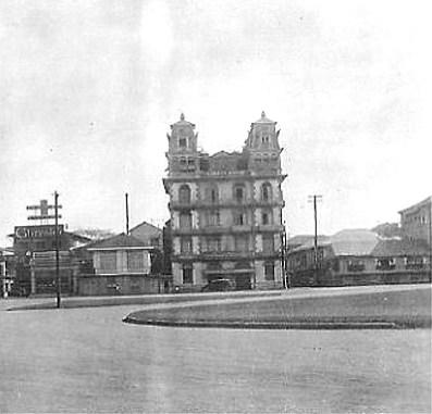 Old Photos of Luneta Hotel