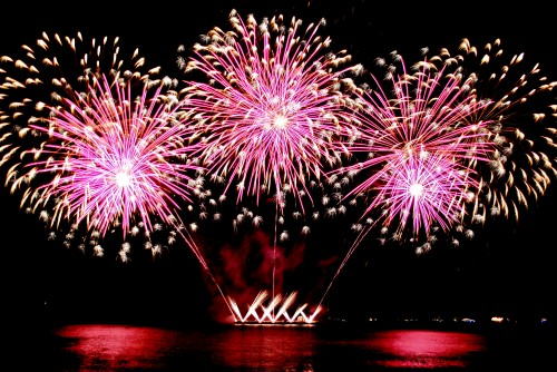 Philippines at the International Pyromusical Competition 2011
