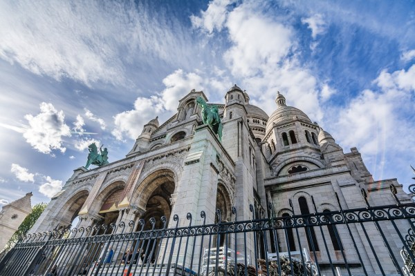 Sacred Heart Basilica of Montmartre