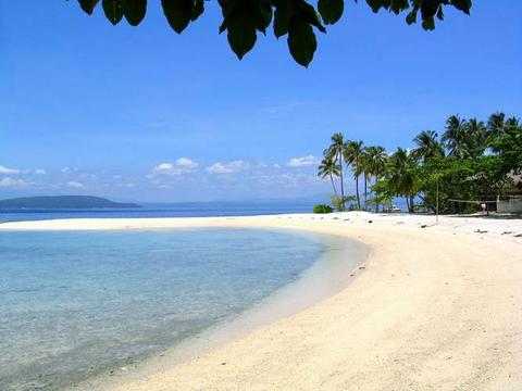 Buenavista Island in Island Garden City of Samal