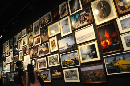 National Geographic Gallery in VivoCity