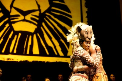 The Lion King Musical Singapore