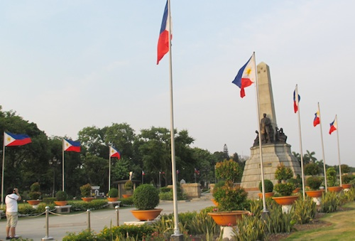Monument of Jose Rizal