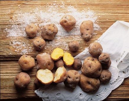 Papas Arrugada - Canarian Potatoes