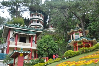 Taoist Temple in Baguio City
