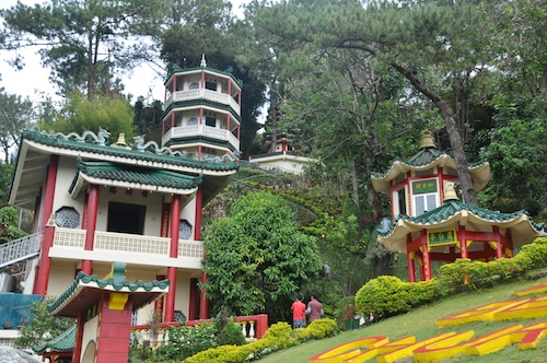 Taoist Temple in Baguio City