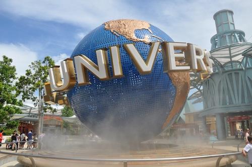Universal Studios at the Resorts World Sentosa