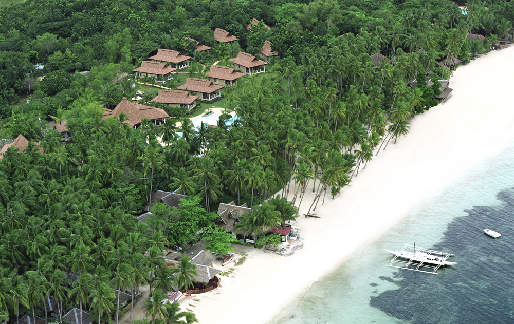 Henann Resort - Bird's Eye View