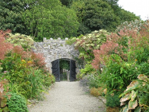 Wallled Gardens, Knappogue Castle
