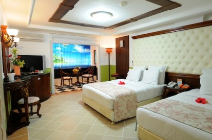 Boracay Garden Resort Deluxe Rooms