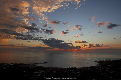 Sunset in Camps Bay