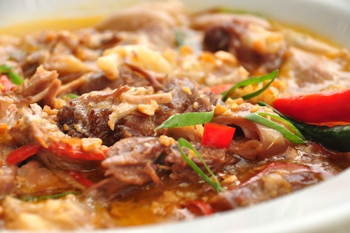 authentic bohol food