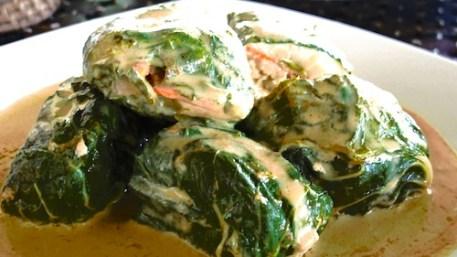 Fish Sinanglay