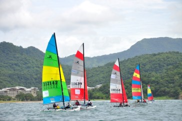 Hamilo Coast Regatta 2011