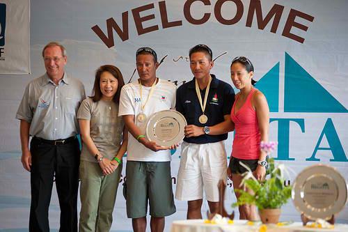 Hamilo Coast Regatta Champions