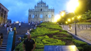 Melo Villareal in Macau