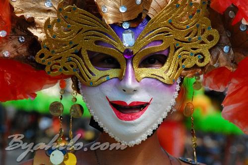 masskara festival in bacolod 2011