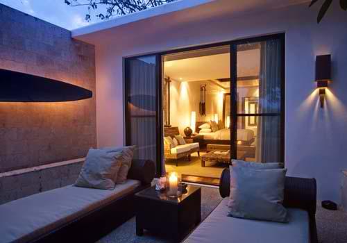 Best Rated Cebu Hotels Oceant Front Spa Villa @ Abaca Boutique Resort
