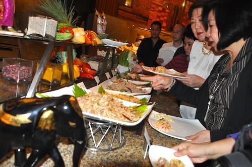 Thai Food Festival Guests