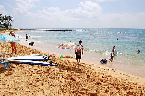hotels Kiahuna Beach