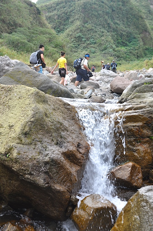 river trek