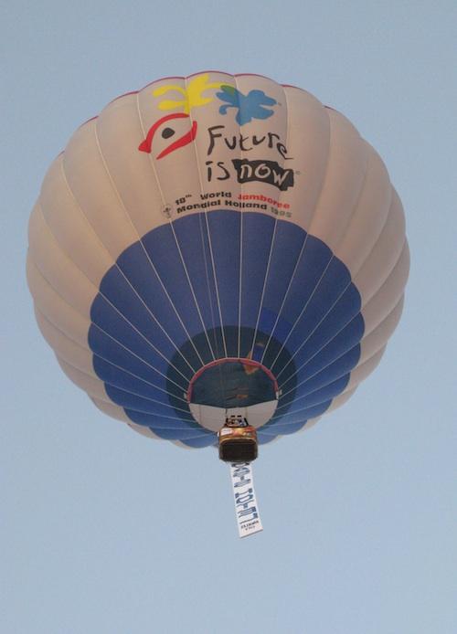 Hot Air Balloons in Clark