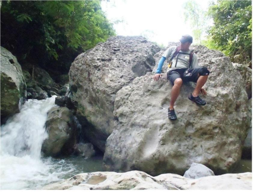 Columbia Eco Trail Run in Cebu