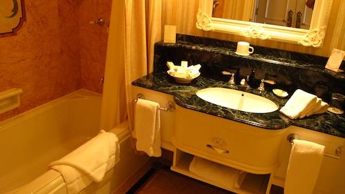 HKDL Hotel Bathroom