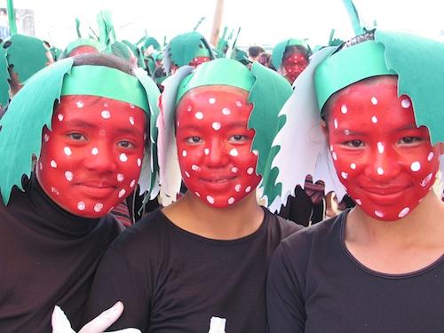 Strawberry Festival Street Dancers