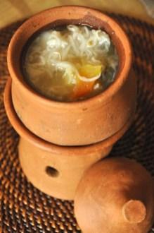 Chicken Binakol Iloilo Style