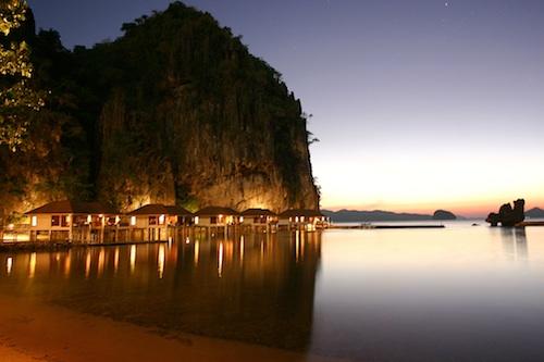lagen island resorts el nido palawan