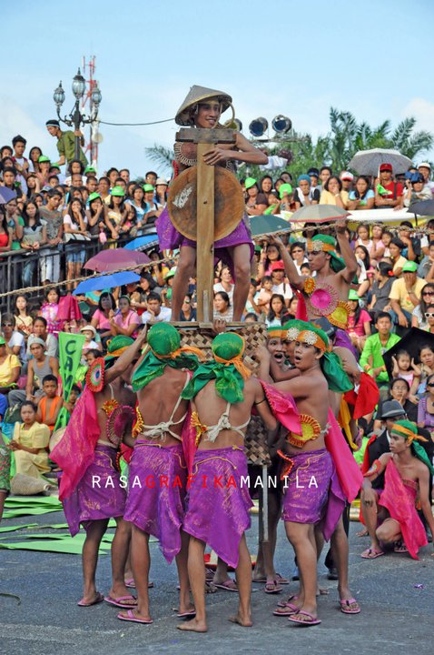 Magayon Festival Performers