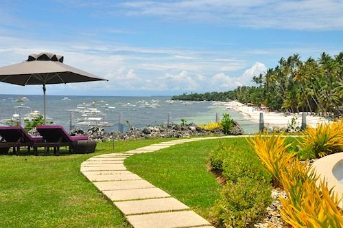alona beach resorts