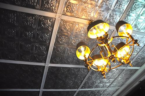 Pressed Tin Ceiling