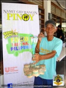 Pulot Vendor in Breaktrough Iloilo