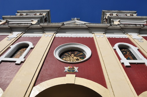 San Jose Church in Iloilo