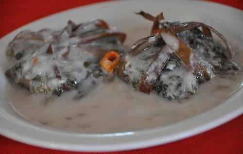 Spicy Pangat