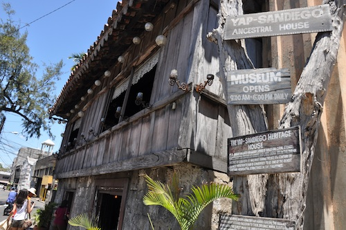 old houses in cebu