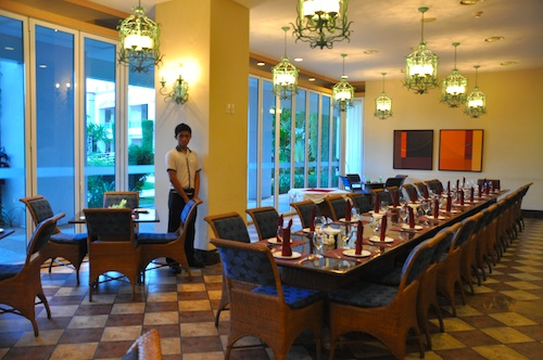 Café Amiga at Imperial Palace Cebu