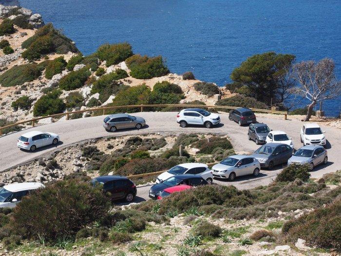 Car hire service in Mallorca