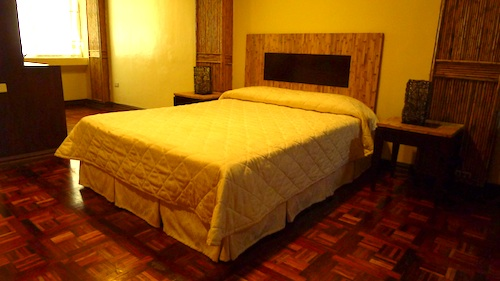 Inside Calatagan Suite