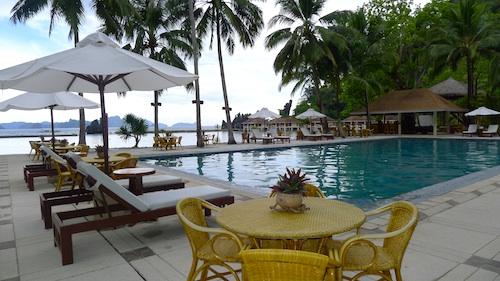 Lagen Island Resort Infinity Pool