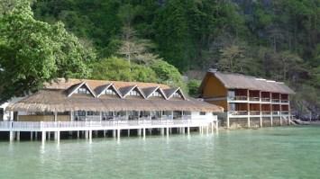 Miniloc Beach Cottages